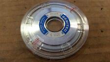 "New Semitec Wafer Dicing Wheel Blade.S1025 2.18"" OD 3/4"" ID"
