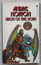 Huon of the Horn by Andre Norton PB Ace 35422 - swordplay & medieval witchcraft
