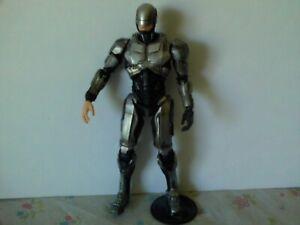 Play Arts KAI RoboCop Action Figure Loose