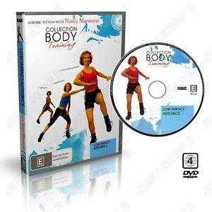 Exercise DVD : Low Impact Aerobics Work  : Brand New (Beginners Level)