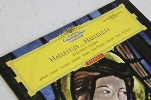 DGG RED Stereo 136366 SLPEM Gunther Arndt Halleluja... Famous Choirs 4/63 NM
