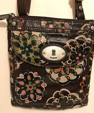 Fossil Multicolor Crossbody Handbag