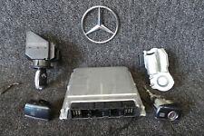 K73-55 * Mercedes Benz W210 E220CDI Motorsteuergerät und Zundschloß A6111532779