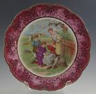ANTIQUE 1906 KNIGHTS TEMPLAR PITTSBURGH COMMANDERY ANNUAL CONCLAVE PLATE