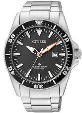 Citizen BN0100-51E Promaster Diver's Eco-Drive 200M Orologio Uomo