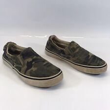 airwalk Camouflage size 8 1/2 slip on
