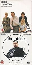The Office. 2 promo DVDs