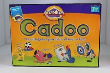 Cranium Cadoo Activity Board Game Night 8 Kinds of Fun! Oppenheim Best Toy Award