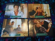 A FRENCH WOMAN - 8 ORIGINAL GERMAN LOBBY CARDS - EMMANUELLE BEART - 1995
