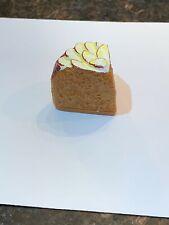 American Girl Doll Caroline Party Treats Applesauce Cake 1 Slice ONLY Retired