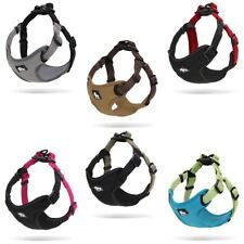 3M Reflective Dog Pet Harness Front Range Soft padded Adjustable No Pull Outdoor