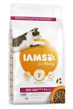 Iams for Vitality Senior Cat Food with Ocean Fish | Cats