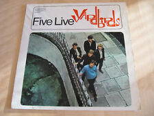 Yardbirds, Five Live, cleaned