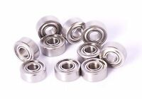 4x10x4mm Ball Bearing Stainless 10pcs MR104 Bearing 4x10mm Fishing Reel Bearing