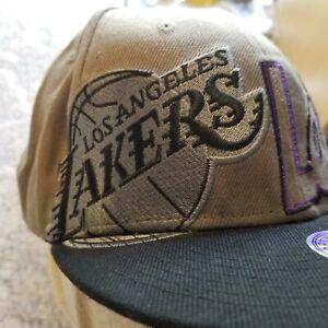 NBA LA Lakers 47 Brand Snapback Hardwood Classics Adjustable Cap