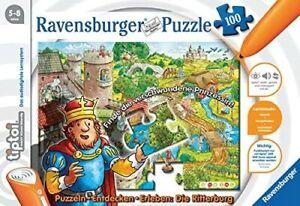 Ravnsburger Tiptoi puzzel Die Ritterburg