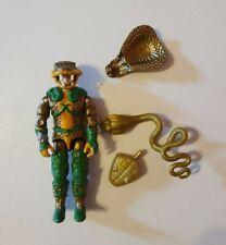 GI Joe Action Force Cobra Serpentor 1986