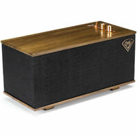 Klipsch Heritage The One Portable Powered Bluetooth Speaker Walnut
