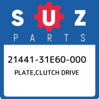21441-31E60-000 Suzuki Plate,clutch drive 2144131E60000, New Genuine OEM Part