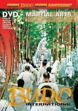Warriors Way documentary Budo International Dvd Alfredo Tucci martial arts