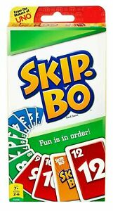 Card Game Brought to You By Skip Bo - Free Shipping Worldwide