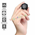 Mini HD Smallest Camera Camcorder Video Recorder DVR Spy Hidden Pinhole Web Cam