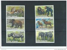 LOT : 022015/034 - COOK 1992 - YT N° 1036/1041 NEUF SANS CHARNIERE ** (MNH) GOMM