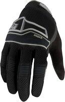 Fox Racing Men's Full Finger Mountain Bike Gloves - Black (Small)