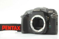 FedEx✈【MINT】 Pentax MZ-S Black 35mm SLR Film Camera Body w/ Strap from JAPAN
