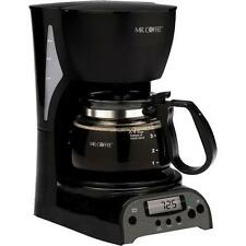 Mr. Coffee DRX5 4 Cup Programmable Coffee Maker