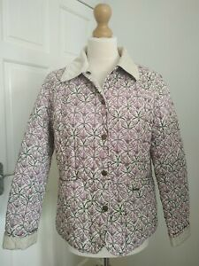 Barbour 12 Cummersdale Liddesdale Floral Quilted Jacket New John Lewis 150 year