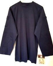 Combat shirt Navy Blue tactical style various sizes Rothco 90035 size M