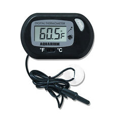 Neu Mini LCD Digital Thermometer Temperaturmesser Temperatur Tester mit Fühler