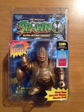 Spawn Clown Head Turns Into Violator Poseable Action Figure  MOC #90113 Limited