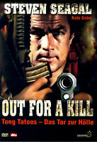 Out for a Kill - Steven Seagal  -  DVD NEU & OVP