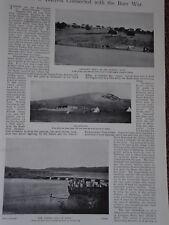 1899 BOER WAR BUFFALO RIVER HELPMAKAAR TUGELA MAFEKING
