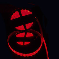 5M 16.4FT 5630 Super Bright Red LED Non-Waterproof Flexible Strip Light