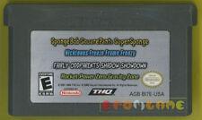 4 in 1 SPONGEBOB, NICKTOONS, FAIRLY ODDPARENTS, ROCKET POWER Game Boy Advance