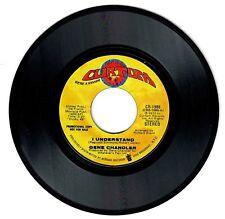 Gene Chandler 1973 Curtom Promo 45rpm I Understand  Mono & Stereo Versions