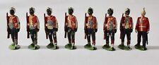 Britains Lead Toy Soldiers #19 West India Regiment Rare 1st Ed T=8.1899-1903