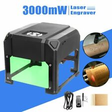 3000MW Desktop Laser Machine de gravure Logo Marquage Graveur Engraving Graver