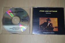 John Lee Hooker feat Ry Cooder - This is hip. ORE DJ CD 33 CD-Single
