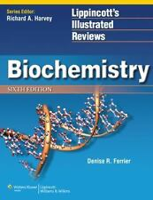 Biochemistry (Lippincott Illustrated Reviews Series), Ferrier PhD, Denise R., Go