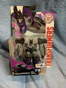 Transformers Robots in Disguise Megatronus Warrior Class RID 2015 TRU Exclusive
