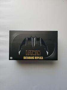 NECA Batman Batarang Replica 1989 Batman Movie 2021 NIB