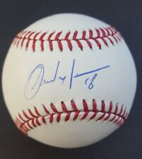 CARLOS MARTINEZ SIGNED ST. LOUIS CARDINALS Rawlings MLB Baseball COA autographed