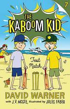 Test Match: Kaboom Kid #7 ' Warner, David