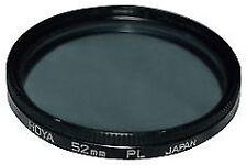 52 mm Circular Camera Lens Filter