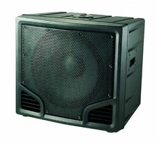 "PP-24115A - SUBWOOFER AMPLIFICATO 15"" 500W"