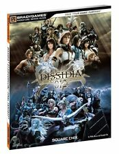 *NEW* OSG Dissidia Final Fantasy 012 Signature Series Guide by BradyGames